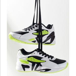 NIB FILA Mindblower Sneaker Size 8.5